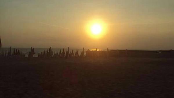 Tirrhenia Sunset by Cyanide4312