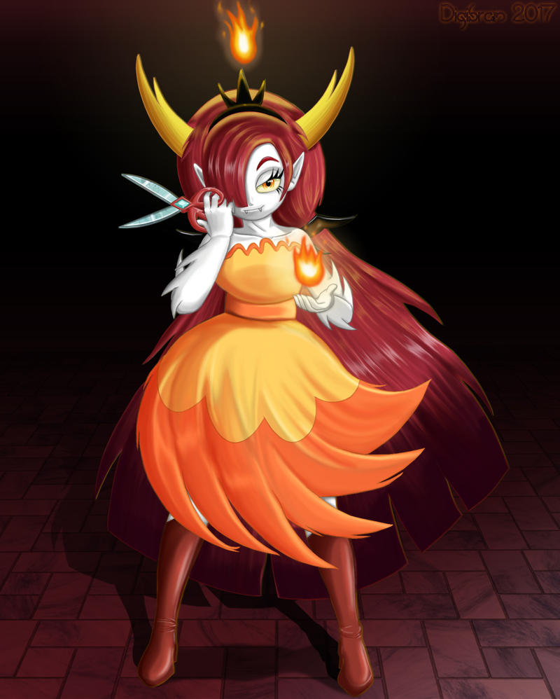 Hekapoo by DigiBrain on DeviantArt