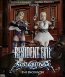 Resident Evil SoulCalibur - The Encounter