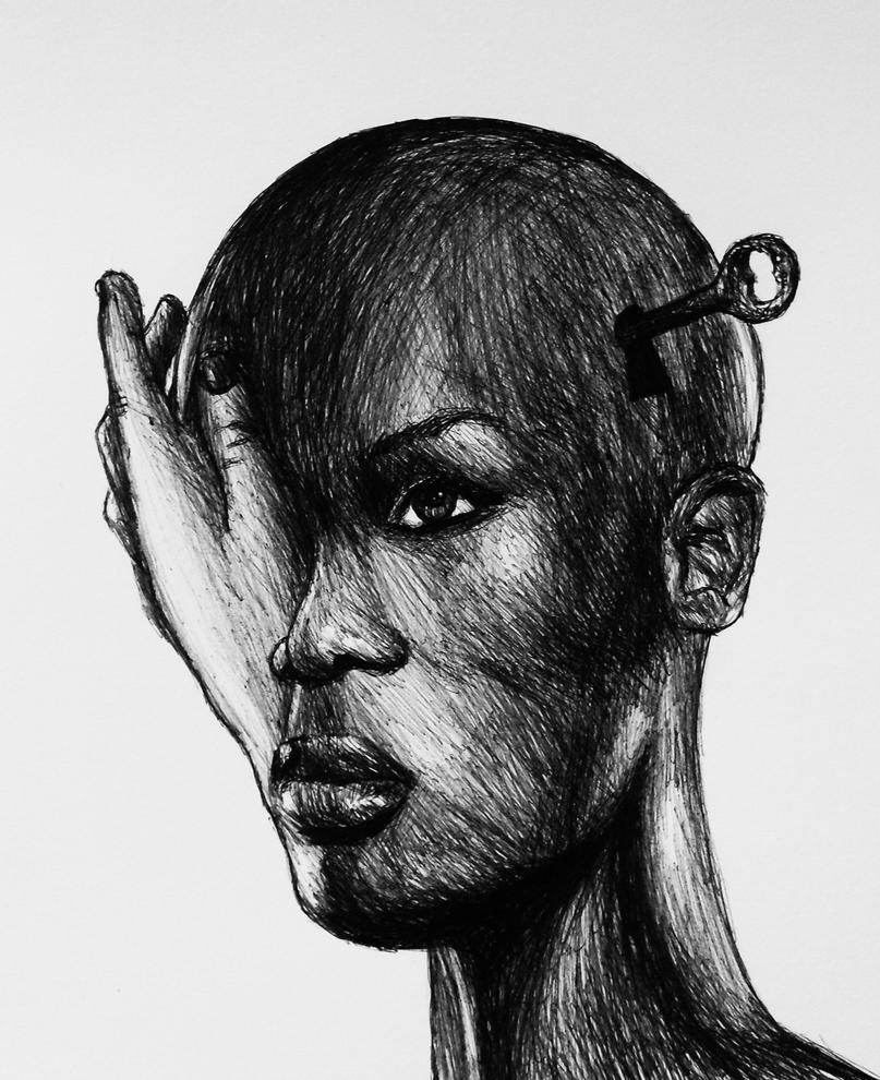 Closed mind. by SzymonWajner