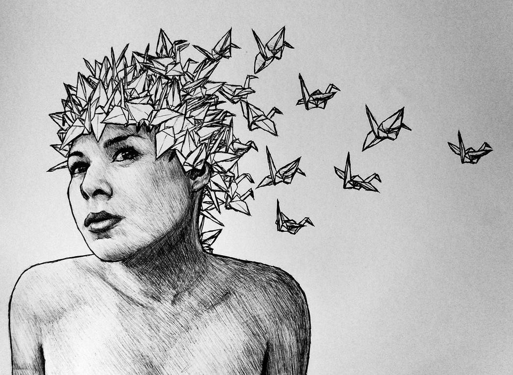 Cranes. by SzymonWajner