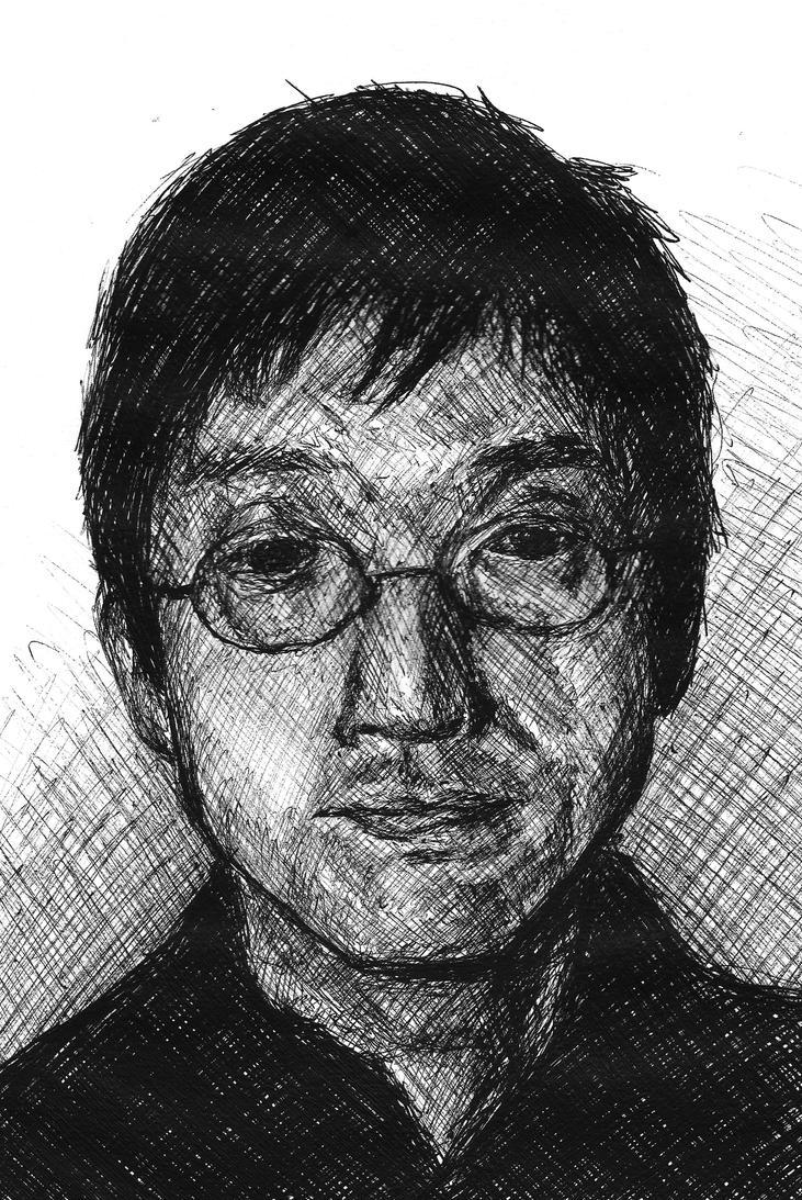 Junji Ito. by SzymonWajner