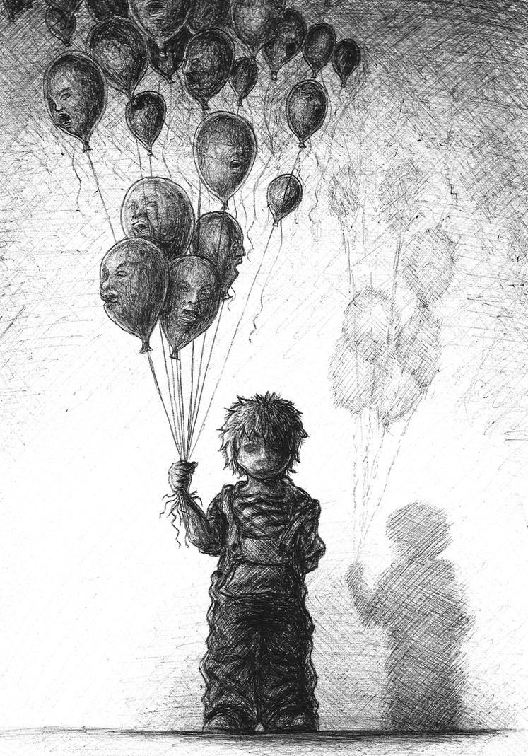 Lost Innocence. by SzymonWajner