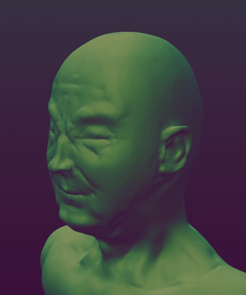 Head from my head. by SzymonWajner