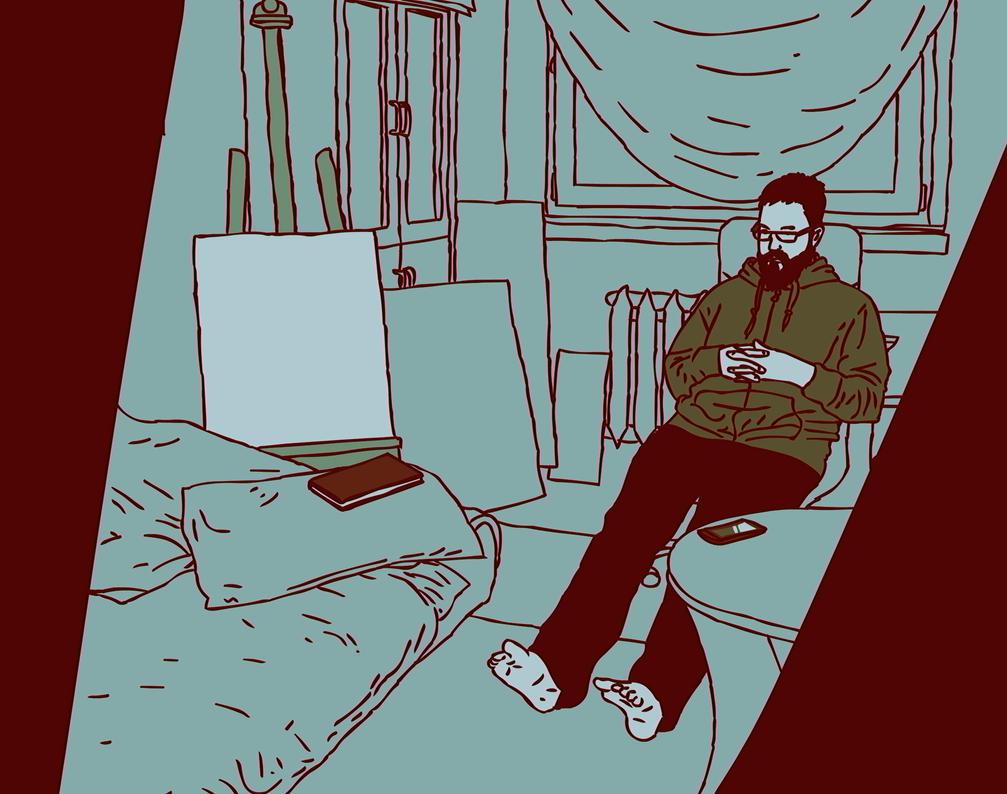 Procrastination. by SzymonWajner