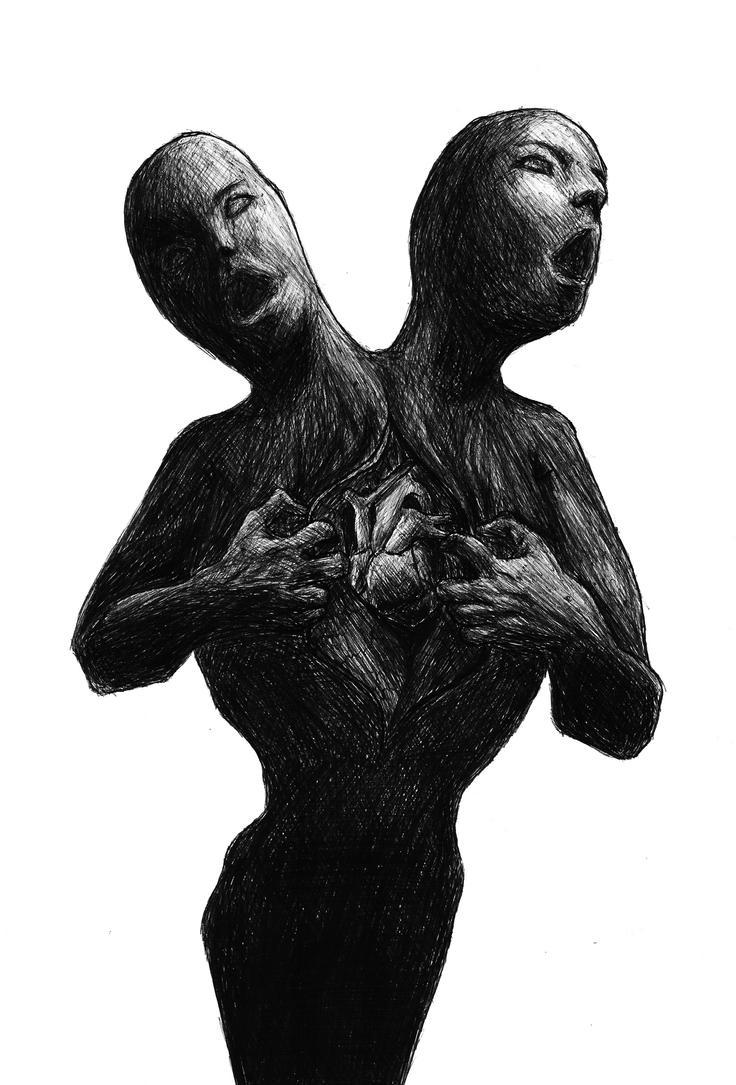 One heart. by SzymonWajner