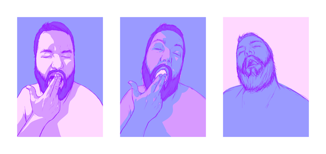 Finger eater. by SzymonWajner