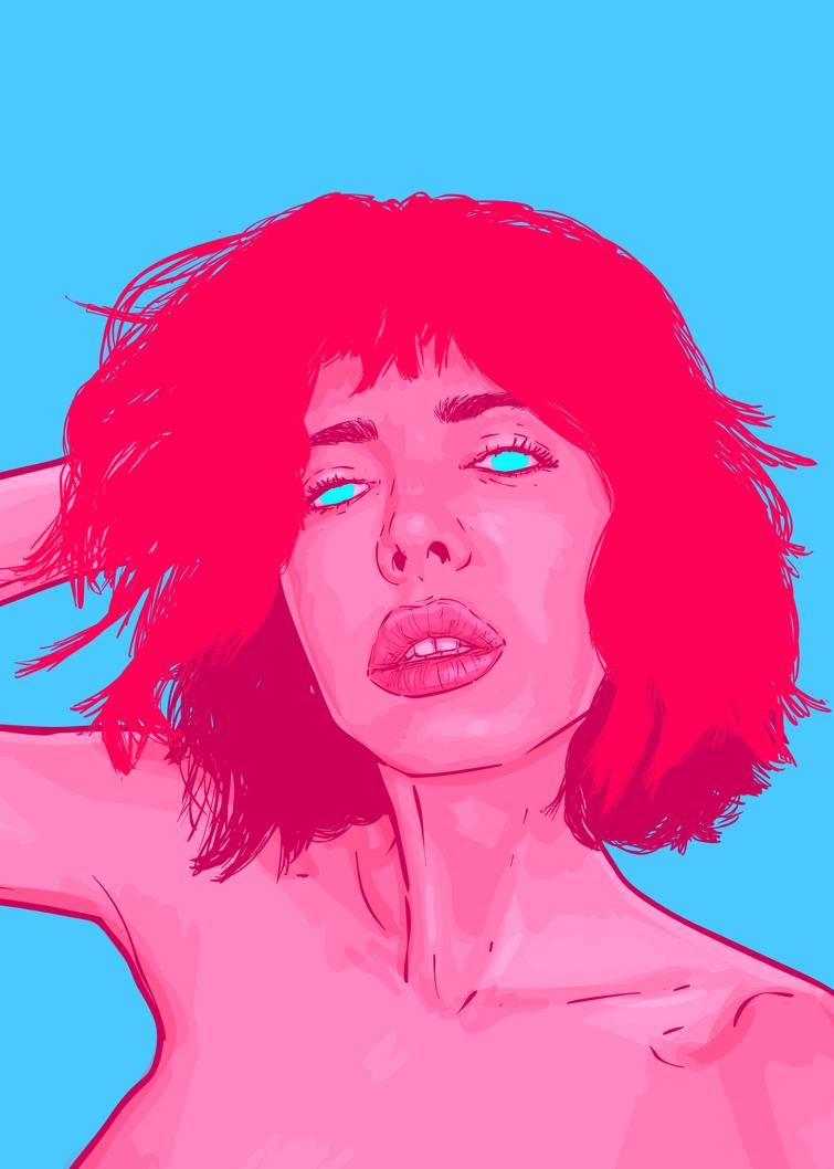 M. by SzymonWajner