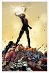 Miles Morales - Civil War