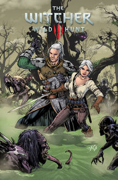 Studey color - The Witcher