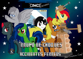 The day of the ponies (ft. Grupo de choques) by papaudopoulos69