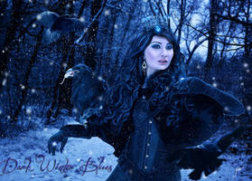Dark Winter Blues by Secretadmires