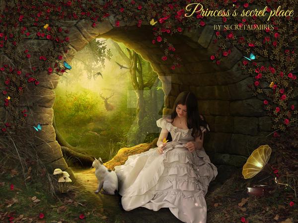 Princess's Secret Place by Secretadmires