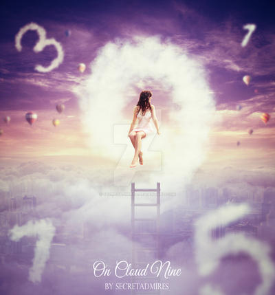 On Cloud Nine by Secretadmires