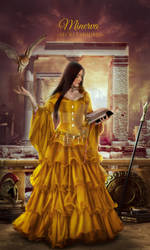 Minerva by Secretadmires