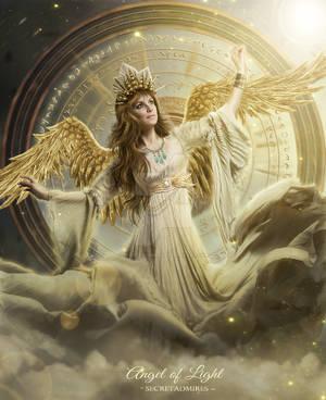 Angel of Light by Secretadmires
