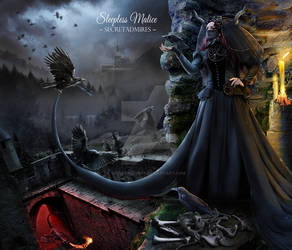 Sleepless Malice by Secretadmires