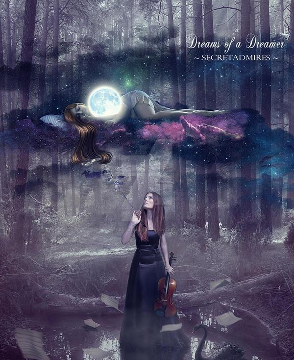 Dreams of a Dreamer by Secretadmires