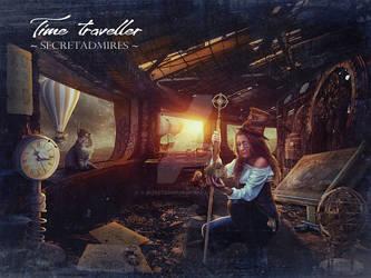 Time Traveller by Secretadmires