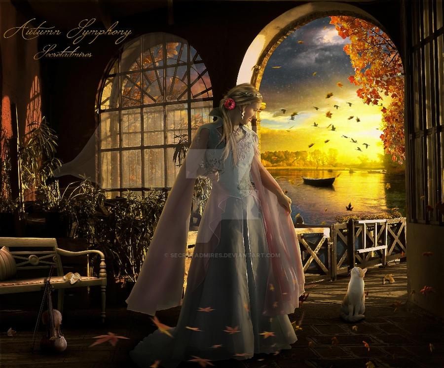 Autumn Symphony by Secretadmires