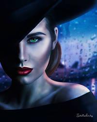Elegant Lady by Secretadmires