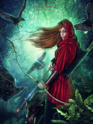 The Huntress by Secretadmires