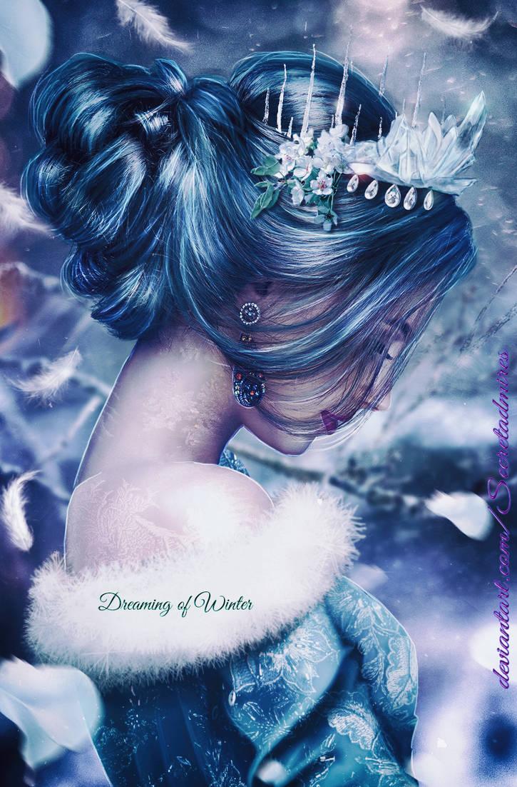 Dreaming of Winter! by Secretadmires