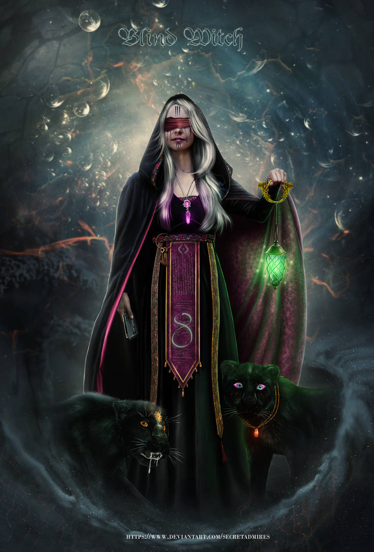 Blind Witch