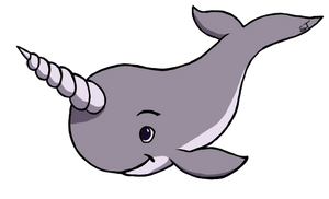 Just a Little Narwhale