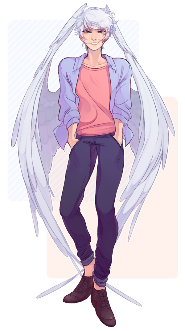 EE | Mimuro's Firefly Festival Outfit by kingkimochi