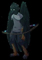 Korr - Aarakocra Ranger