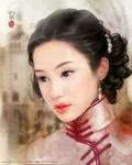 shanghai girl from 1930s