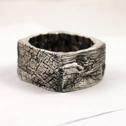 wooden bracelet by skladsznurowadel