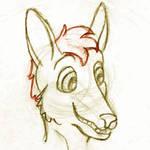Ryker Head Sketch