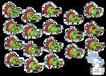 Ine Emoji Stickers