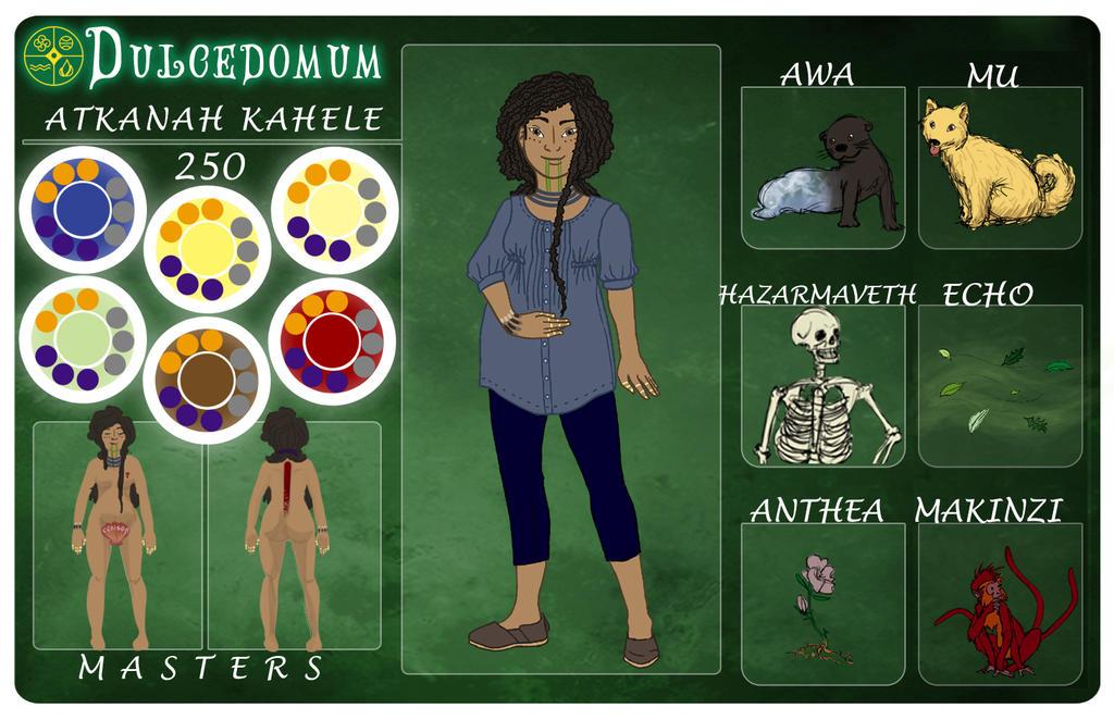 Dulcedomum - Atkanah Kahele 2.0 by ShadowsAndLight