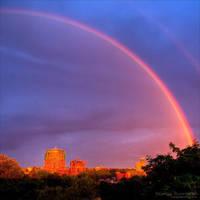 Rainbow World by rici66