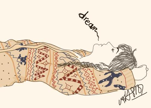 Dare to Dream by jojoincov