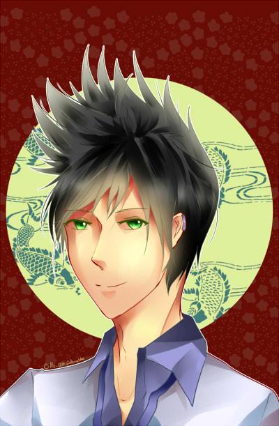 Satoshi Gintami by alc-12th