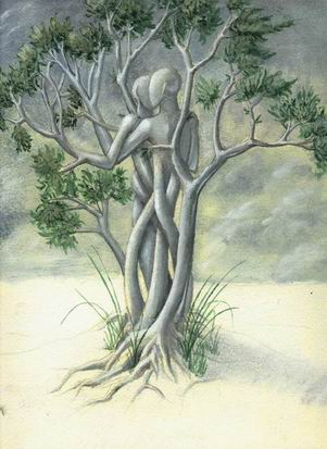 Ents Entwined by Elmoth