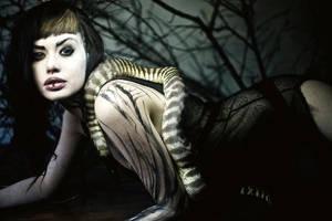 imasnakegirl by AlicesLookingGlass