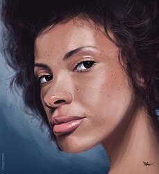 Freckles by rayyzer