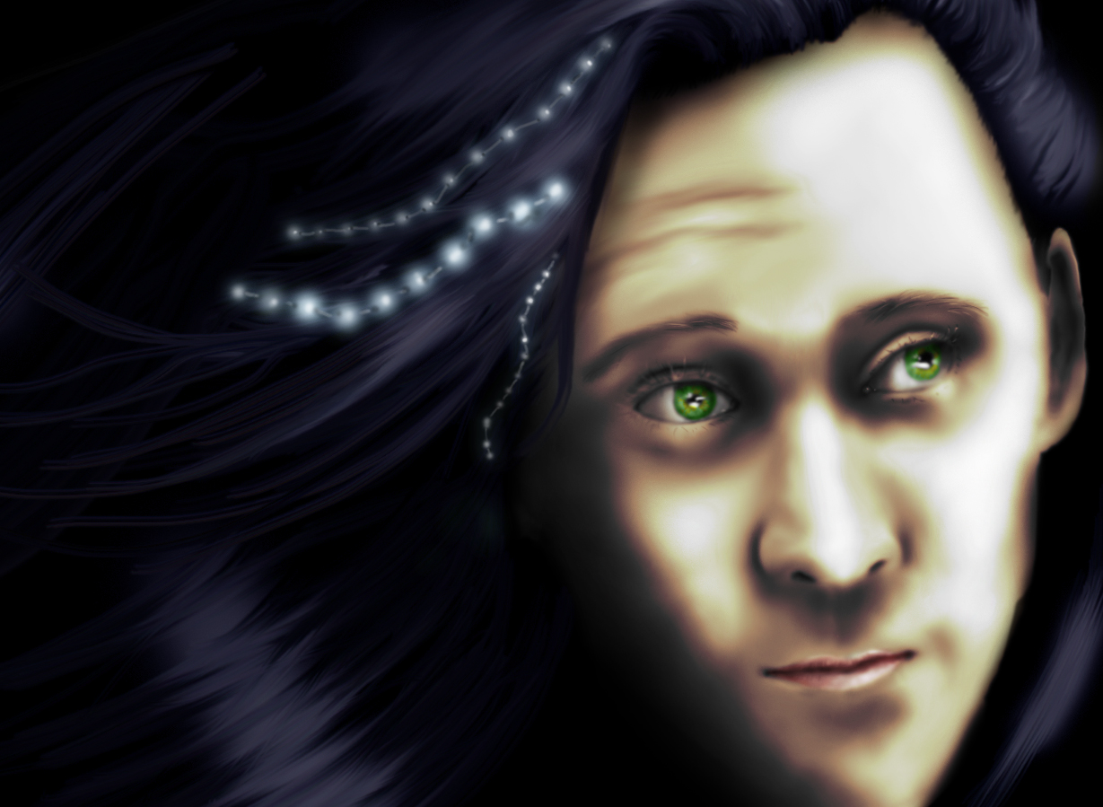 Loki - 110312piece2 by RancidRainbow