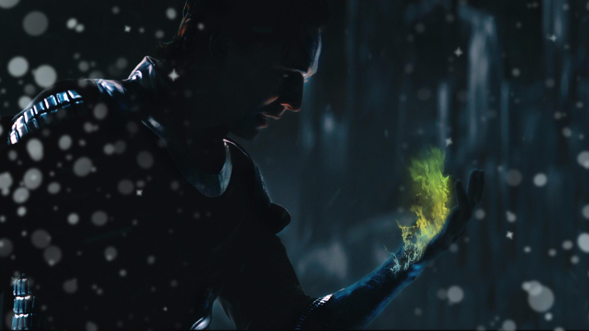 Loki - Wallpaper 4 by RancidRainbow