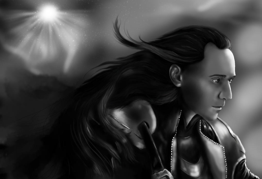 Loki - Revisited by RancidRainbow