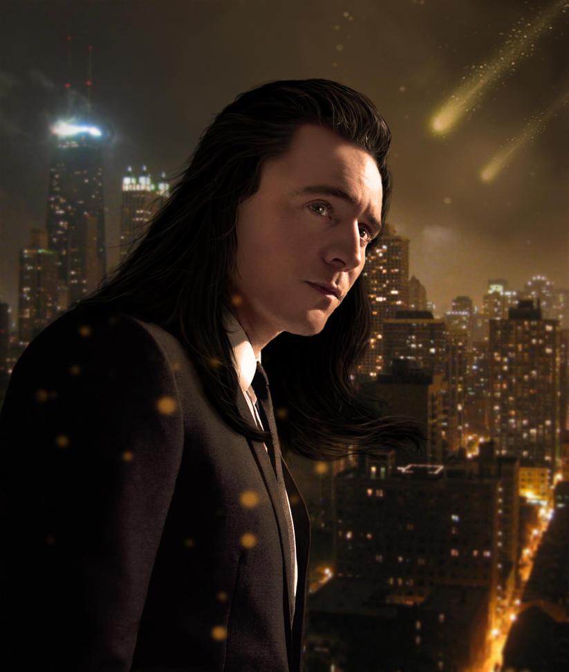 Loki - Ragnarok by RancidRainbow