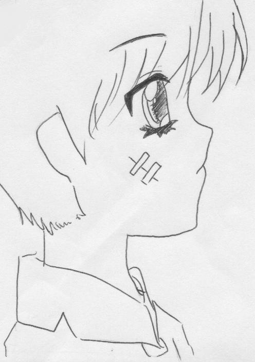 Sad Boy by EverSnow