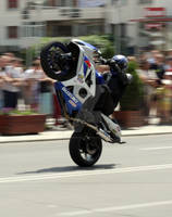 One Wheel Riding