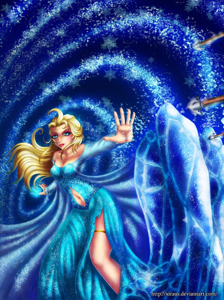 Frozen Wrath by Xiraus