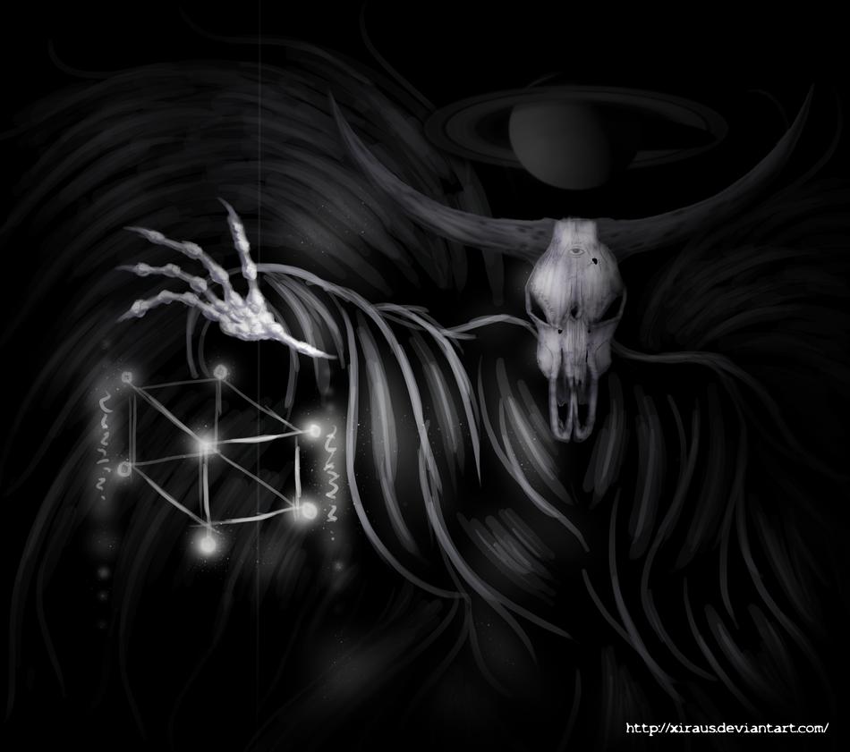 The Black King by Xiraus